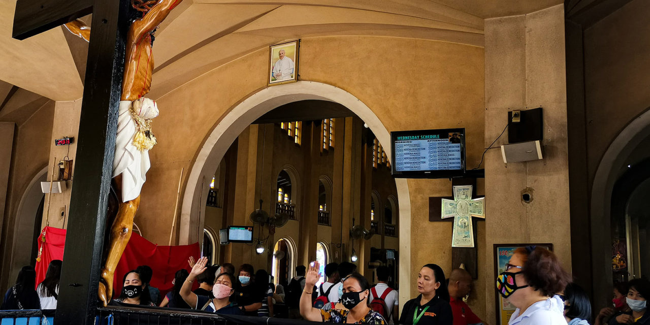 Archbishop Soc: 'Don't forget   the poor' amid Covid-19 spread