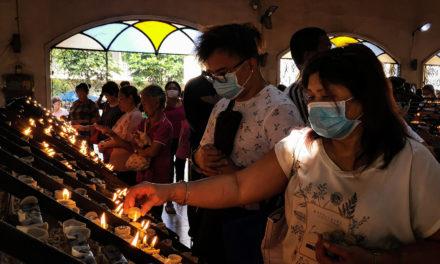 Metro Manila dioceses cancel Masses amid coronavirus lockdown