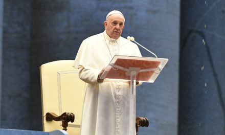 Pope Francis' Urbi et Orbi address on coronavirus pandemic