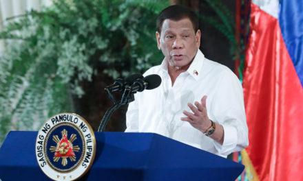 Duterte declares Nat'l Week of Prayer against COVID-19 crisis