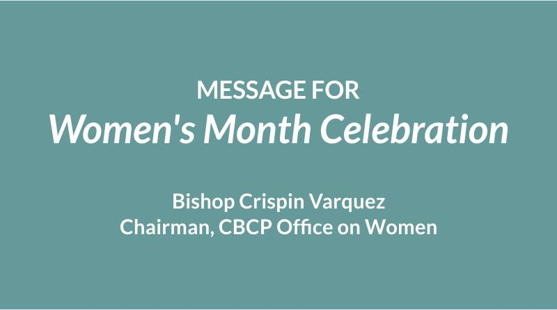 On the celebration of Women's Month