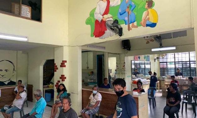 Authorities balk as church center opens doors for poor