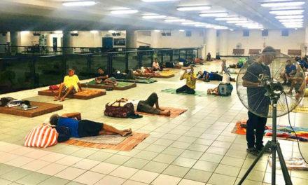 Catholic schools open homeless shelters amid virus lockdown
