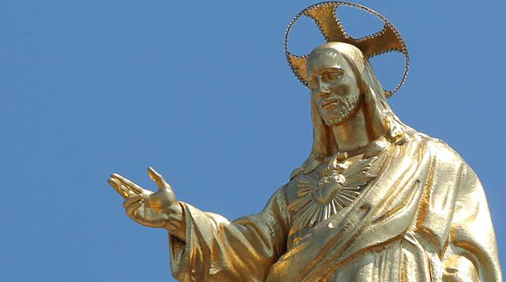 Archbishop asks Indian state government to return Christ statue to cemetery