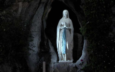 French Catholics begin novena as Lourdes closes for first time in history