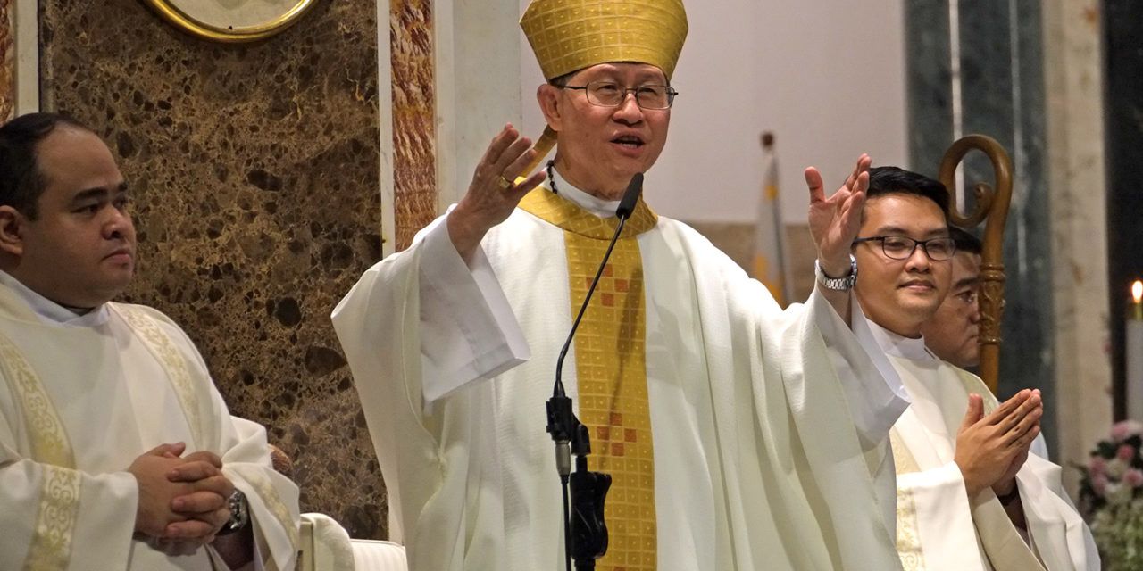 Bishops to Duterte: Stick to real issues