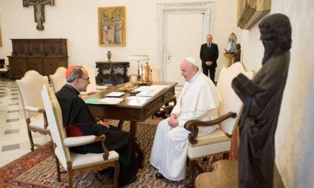 Pope accepts resignation of Cardinal Barbarin as Archbishop of Lyon
