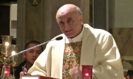 Italian priest who died to Covid-19 was 'father' to OFWs