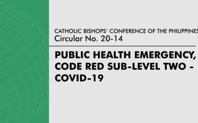 Public Health Emergency, Code Red Sub-Level Two – COVID-19