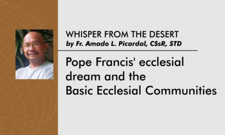 Pope Francis' ecclesial dream and the Basic Ecclesial Communities
