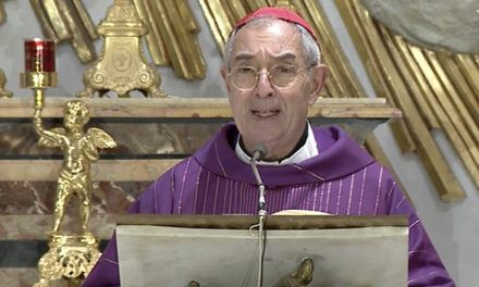 Rome's De Donatis is first cardinal known to have coronavirus