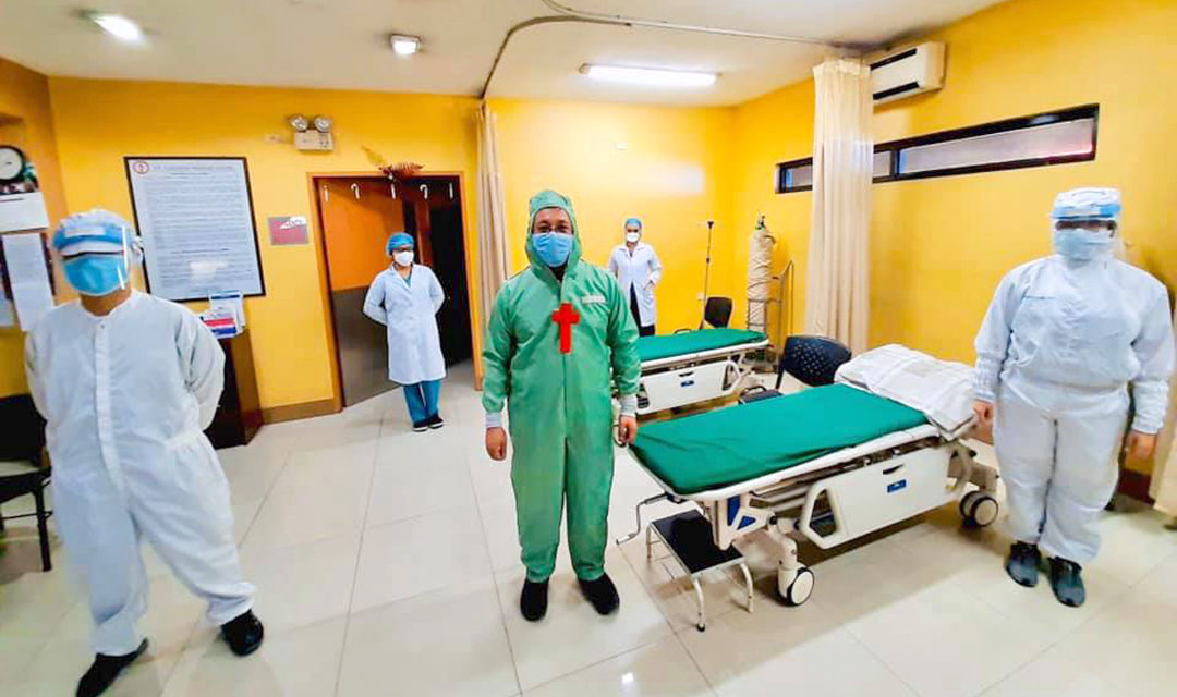 Manila parishes to help transport medical frontliners