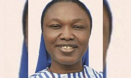 Nigerian nun died saving students at boarding school after gas explosion