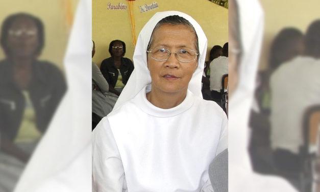 Filipina nun dies of Covid-19 in Spain
