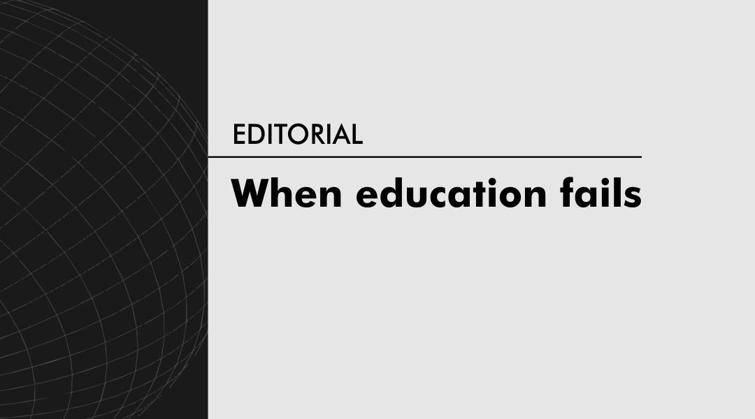 When education fails