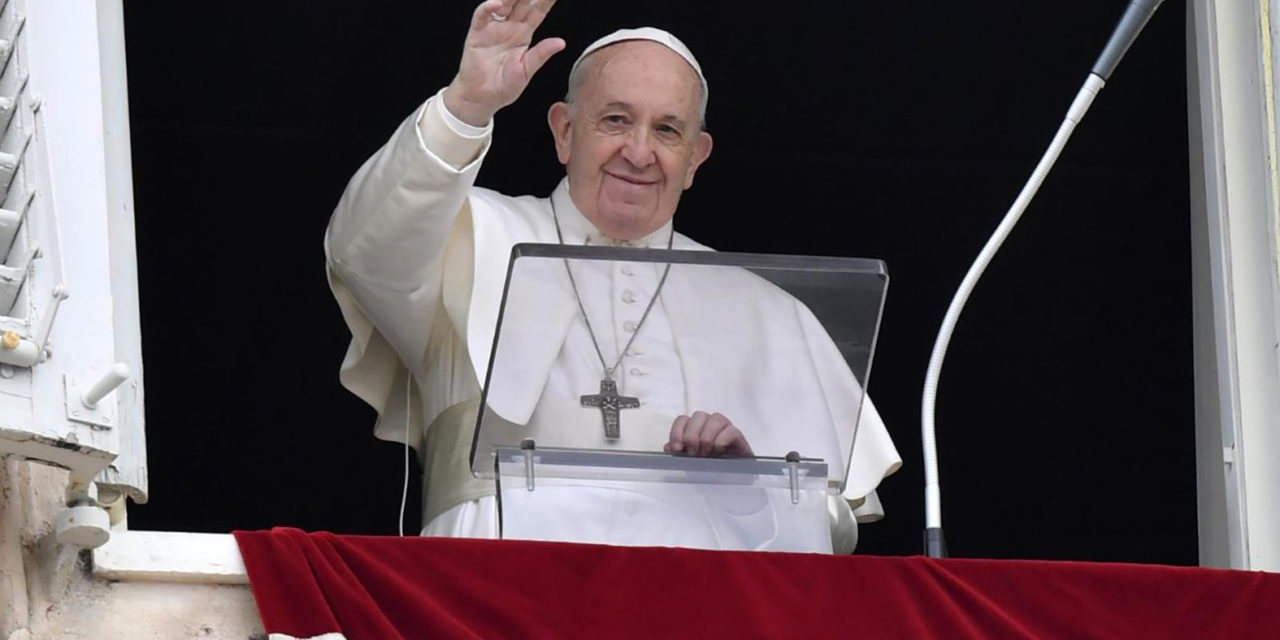 Pope Francis announces Laudato si' Week to take place in May
