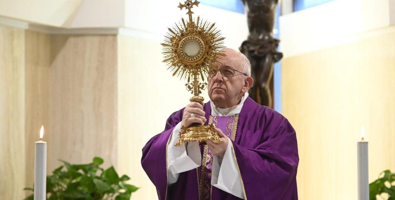 Amid coronavirus pandemic, Pope Francis' Malta trip postponed