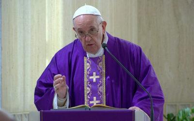 Pope Francis donates 30 ventilators to hospitals in need