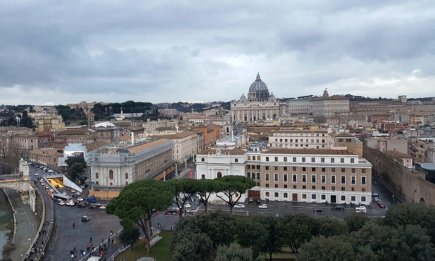 Vatican City has 4 cases of coronavirus
