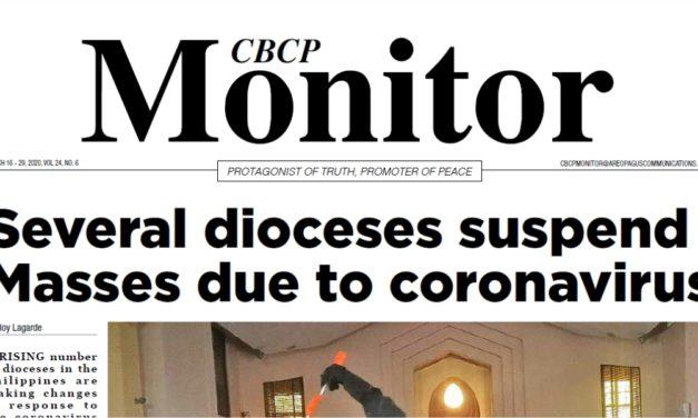 CBCP Monitor Vol 24 No 6