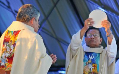 Cardinal Bo urges prayer octave for China