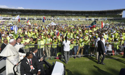 Pope Francis postpones World Youth Day and Meeting of Families due to coronavirus