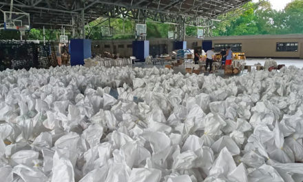 Jesuits, De La Salle Brothers join   hands for Covid-19 relief ops