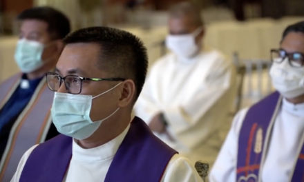Military chaplains lead interfaith prayer vs coronavirus