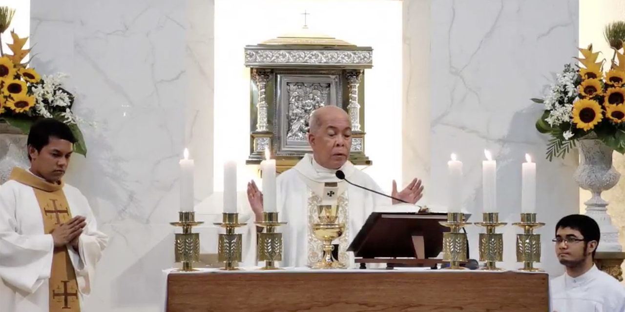 CBCP: Easter spirit 'alive' in Filipinos' sacrifice, service amid pandemic
