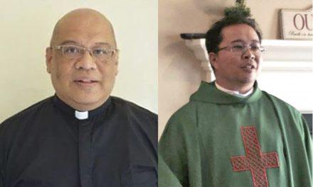 2 priests among new lawyers