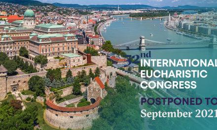 International Eucharistic Congress in Budapest postponed to 2021