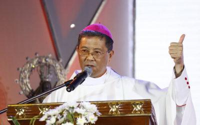 Bishop welcomes royal pardon for 16 Pinoys