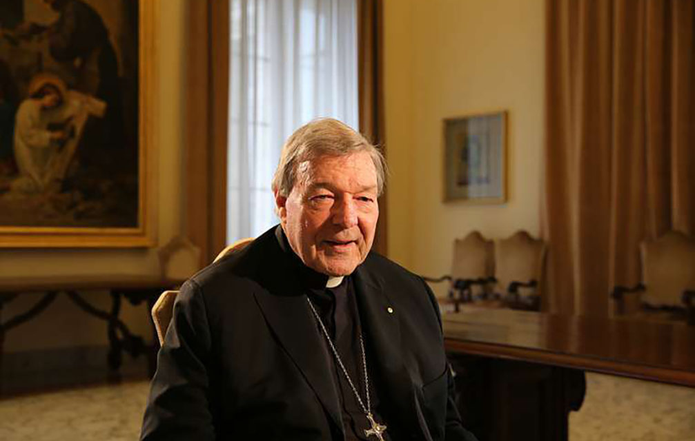 Cardinal George Pell's abuse convictions overturned by Australia's High Court