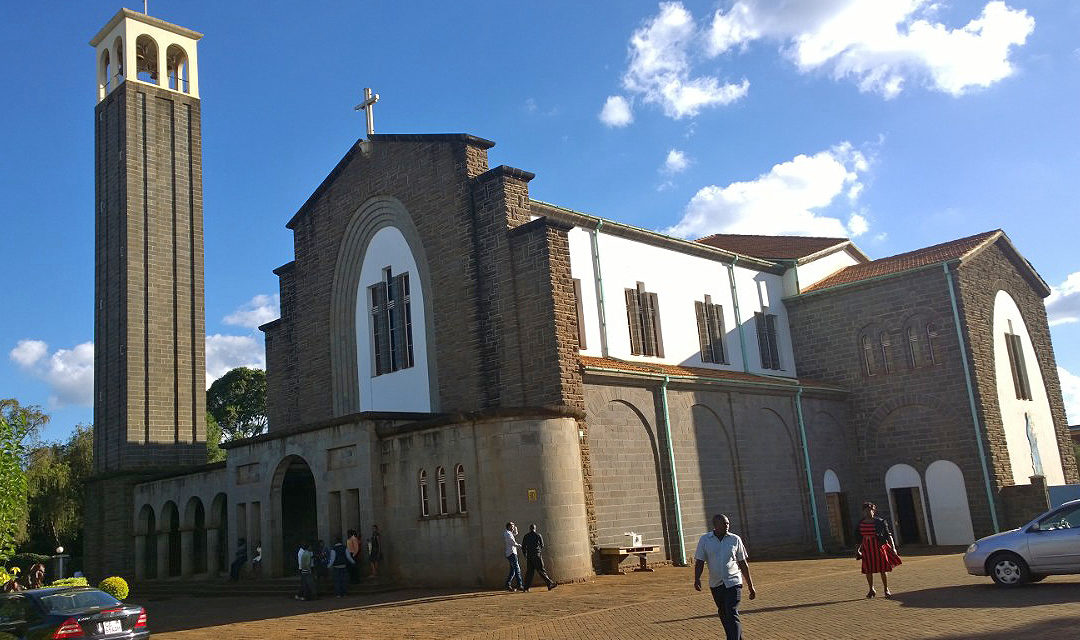Priest arrested in Kenya for spreading coronavirus