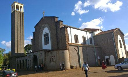Priest arrested in Kenya for spreading coronavirus