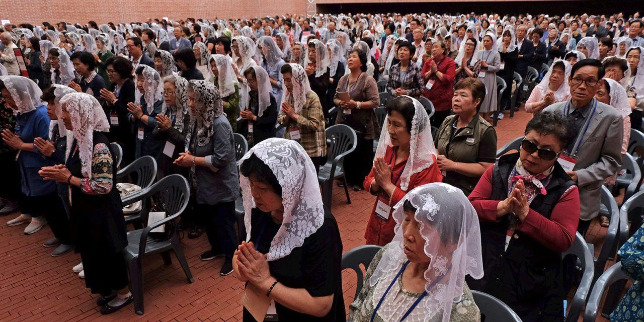 Church in South Korea growing, slowly