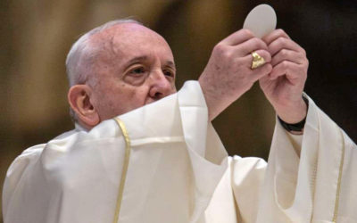Full text: Pope Francis' Holy Thursday Homily
