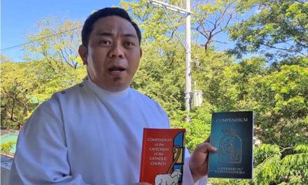 Taguig parish to stream doctrinal class