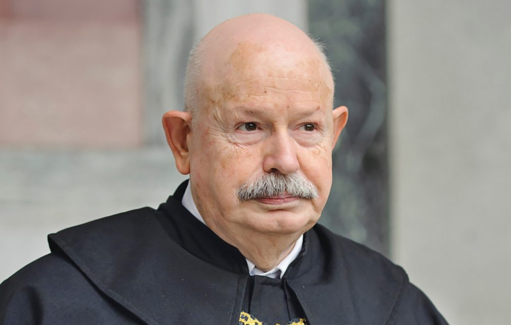 Grand Master of the Order of Malta dies at 75