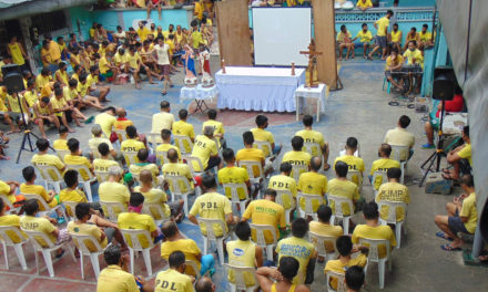 Bishop airs concern after 18 QC jail   inmates, personnel contract Covid-19