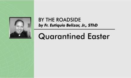 Quarantined Easter