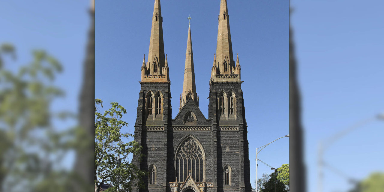 Melbourne cathedral vandalized after Cardinal Pell acquittal