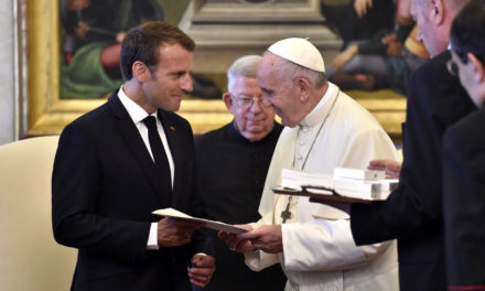 France's Macron echoes pope's call for debt relief amid pandemic