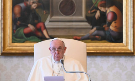 Peace is much more than 'inner tranquility,' says Pope Francis