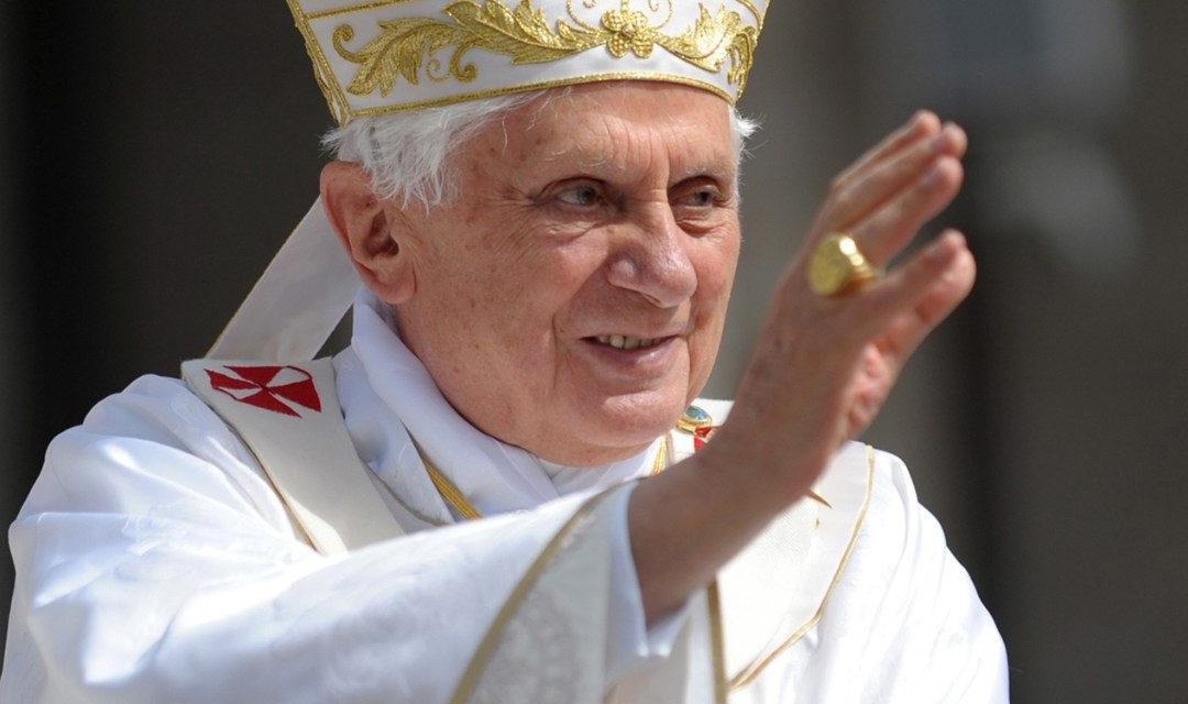 Benedict XVI celebrates his 93rd birthday during coronavirus lockdown
