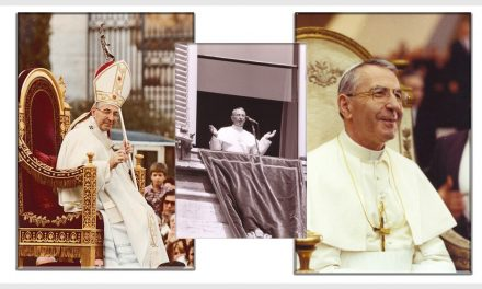 Pope Francis creates foundation to promote John Paul I's teachings