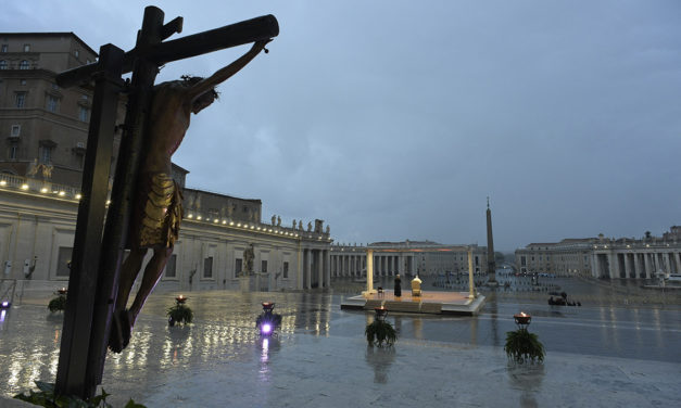 Vatican approves special 'Mass in the Time of Pandemic'