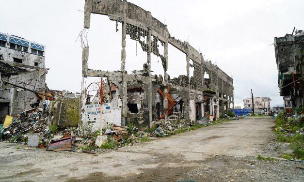'Forgotten': Prelate hits slow Marawi rehab efforts