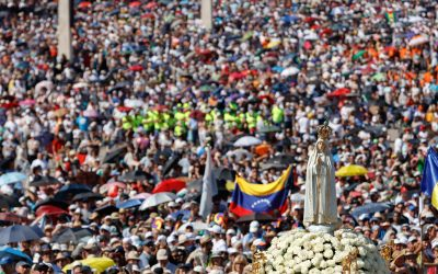 Fatima confirms no pilgrims for May 13 feast day celebrations