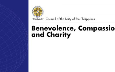 Benevolence, compassion and charity